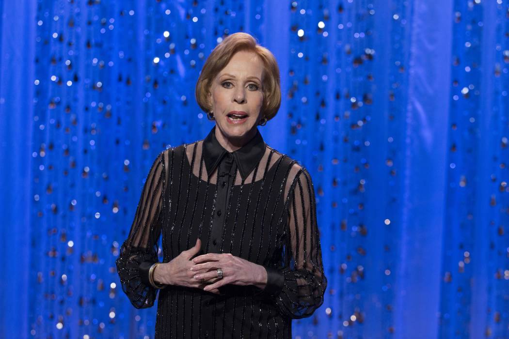 CBS celebrates the 50th anniversary of Carol Burnett's classic, award-winning comedy series with THE CAROL BURNETT 50TH ANNIVERSARY SPECIAL, a new two-hour star-studded event featuring Burnett, or ...