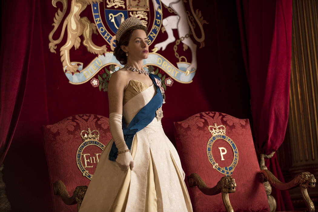 "Claire Foy stars in ""The Crown."" Robert Viglasky / Netflix"