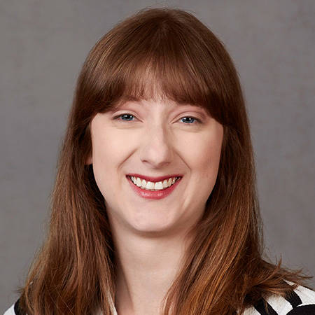 Dr. Emma Frances Bloomfield, assistant professor in UNLV's Department of Communication Studies. (UNLV)