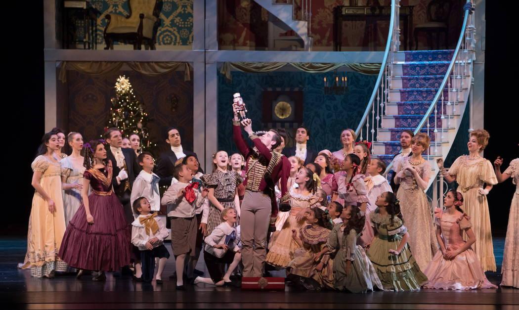 "Party, Nevada Ballet Theatre's ""The Nutcracker"""