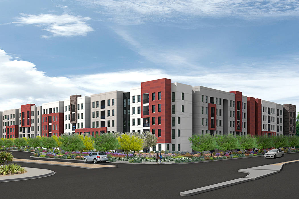 UNLV has partnered with local real estate developer The Midby Cos. to build a dormitory-style housing project on the north side of UNLV's main campus. Dubbed U District, the development aims to  ...