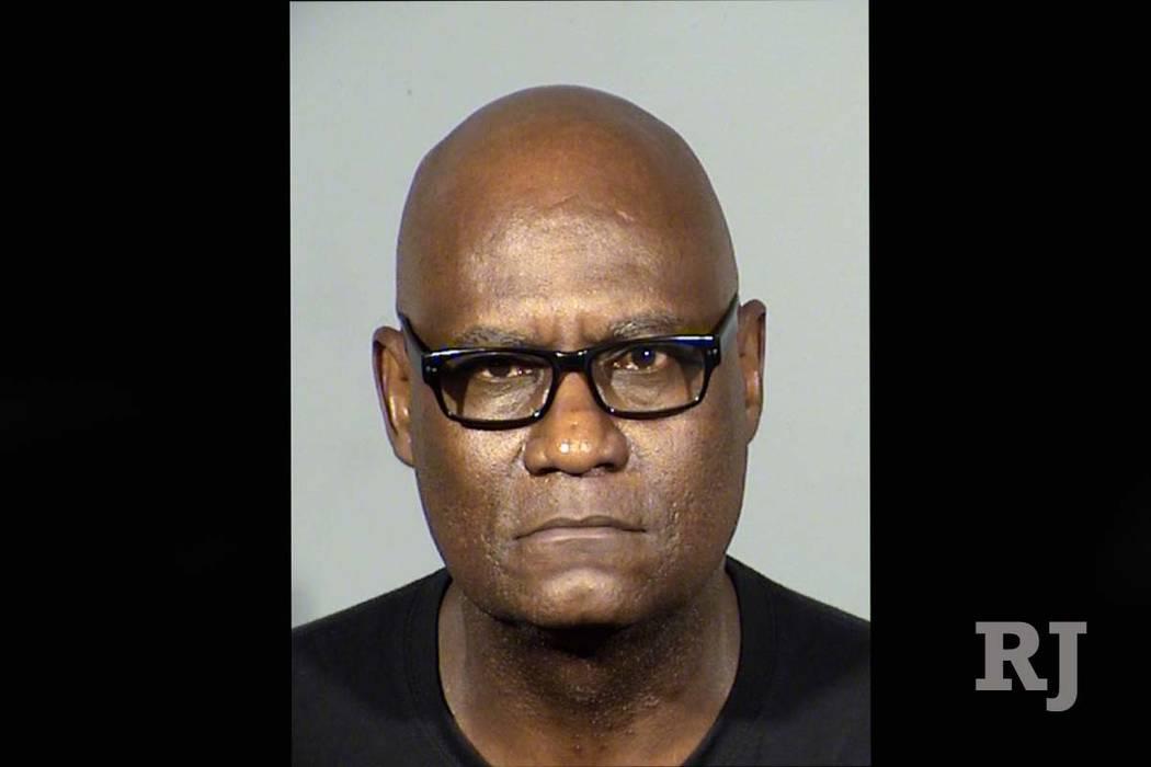 Martin Maycock (Las Vegas Metropolitan Police Department)