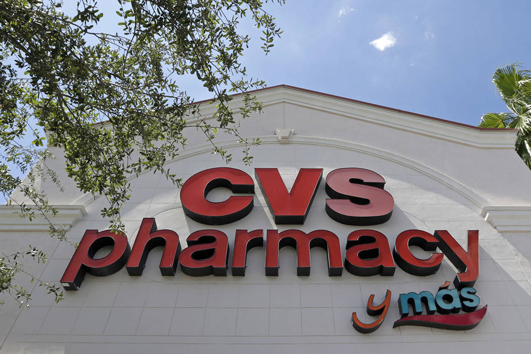 cvs makes 69b offer for aetna insurance las vegas review journal
