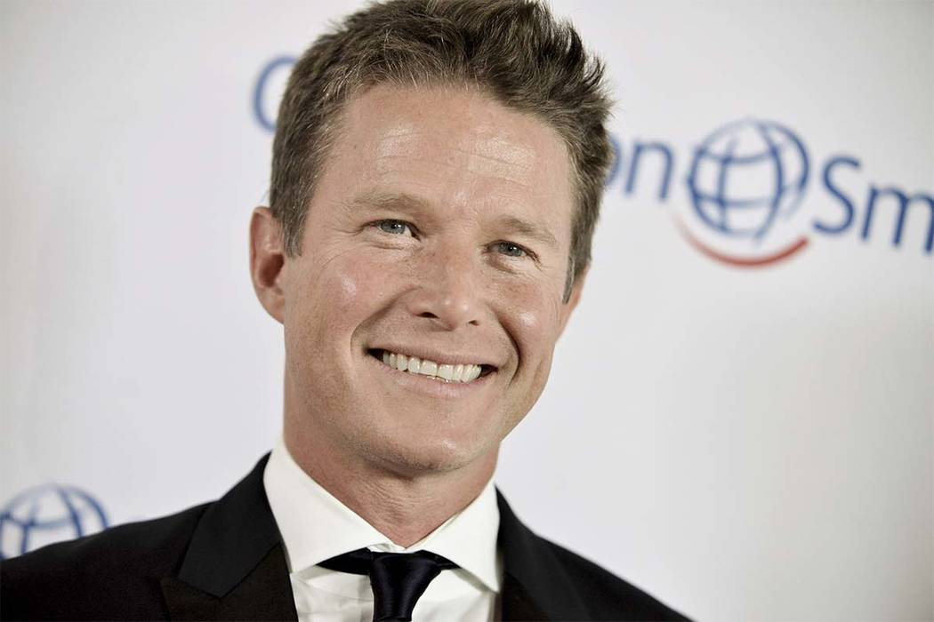 In this Sept. 19, 2014 file photo, Billy Bush arrives at the Operation Smile's 2014 Smile Gala in Beverly Hills, Calif. Bush, who was fired after an old video emerged of him engaging in offensive  ...