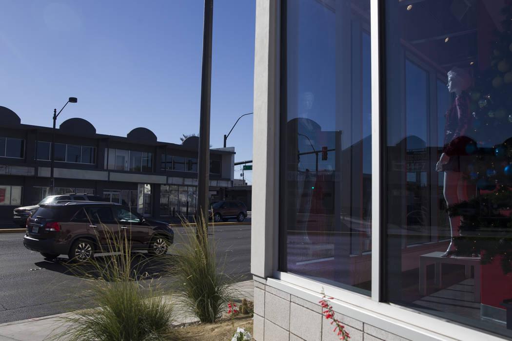 The Love Store, 251 E Charleston Blvd., scheduled to open this week, in Las Vegas, Tuesday, Dec. 5, 2017. Erik Verduzco Las Vegas Review-Journal @Erik_Verduzco