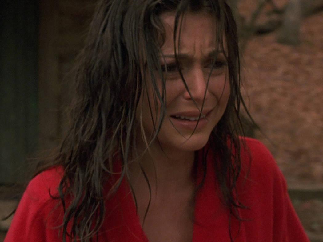 """Cerina Vincent in """"Cabin Fever."""" (Lionsgate)"""