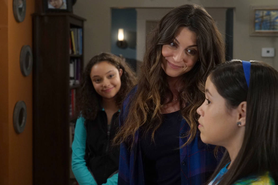 "Cerina Vincent on ""Stuck in the Middle"" on Disney Channel. (Disney Channel/Eric McCandless)"
