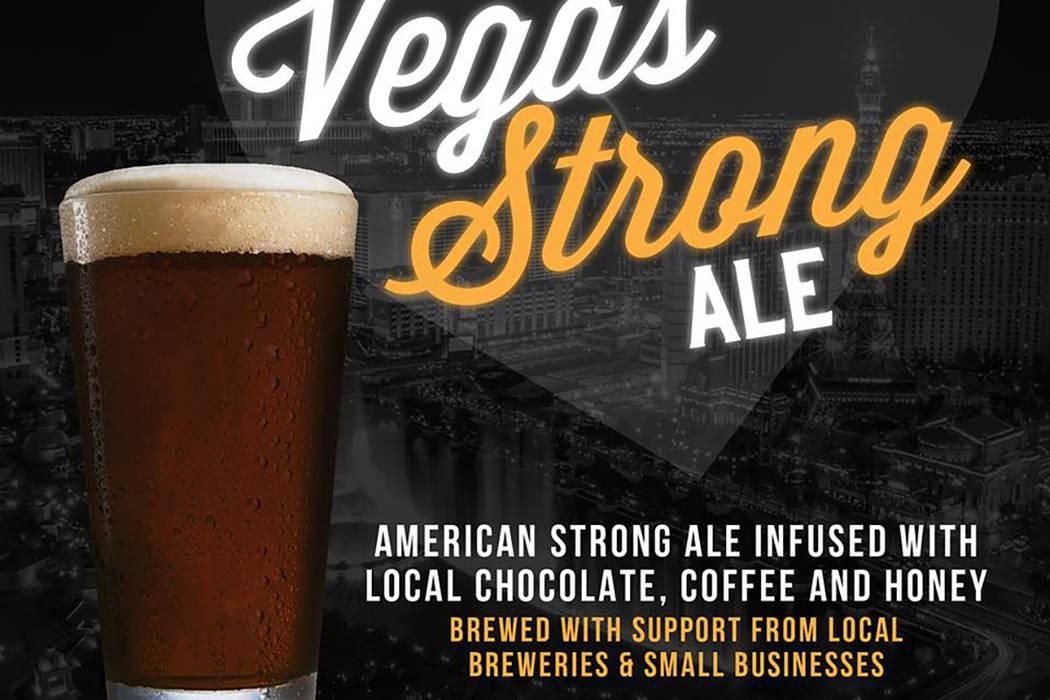 Vegas Strong Ale. Facebook