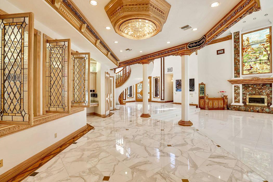 Windows open in the living area.  (Luxury Estates International)