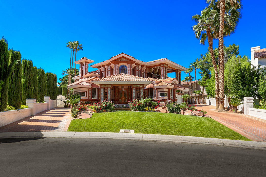 This home at 83 Princeville Lane in the Spanish Trail community is listed for $1,589,000. (Luxury Estates International)