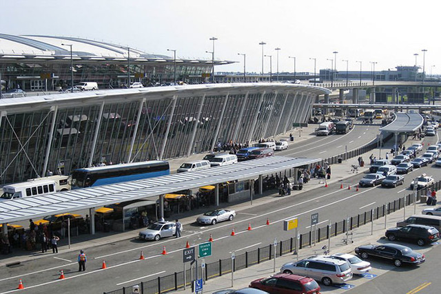Kennedy International Airport in New York City (Facebook)