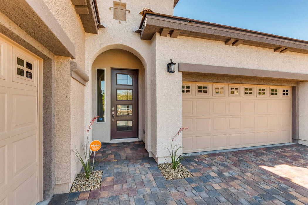 Boutique homebuilder Paragon Life Builders are building single-family homes in the Las Vegas Valley. (Paragon Life Builders)