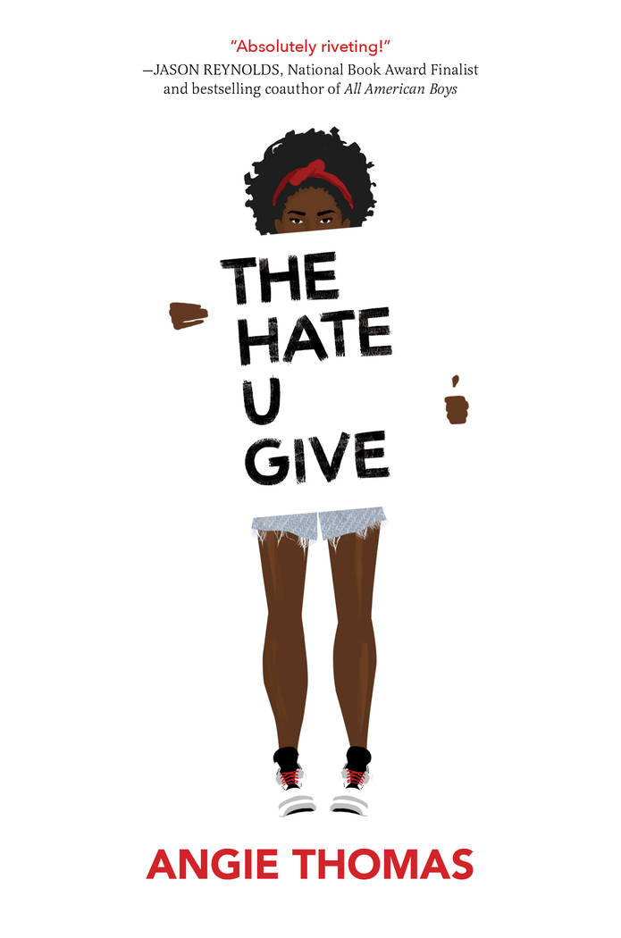 """Windmill youth services librarian Melissa Chomintra enjoyed reading """"The Hate U Give,"""" (2017) the debut novel by Angie Thomas. (Courtesy, Angie Thomas)"""