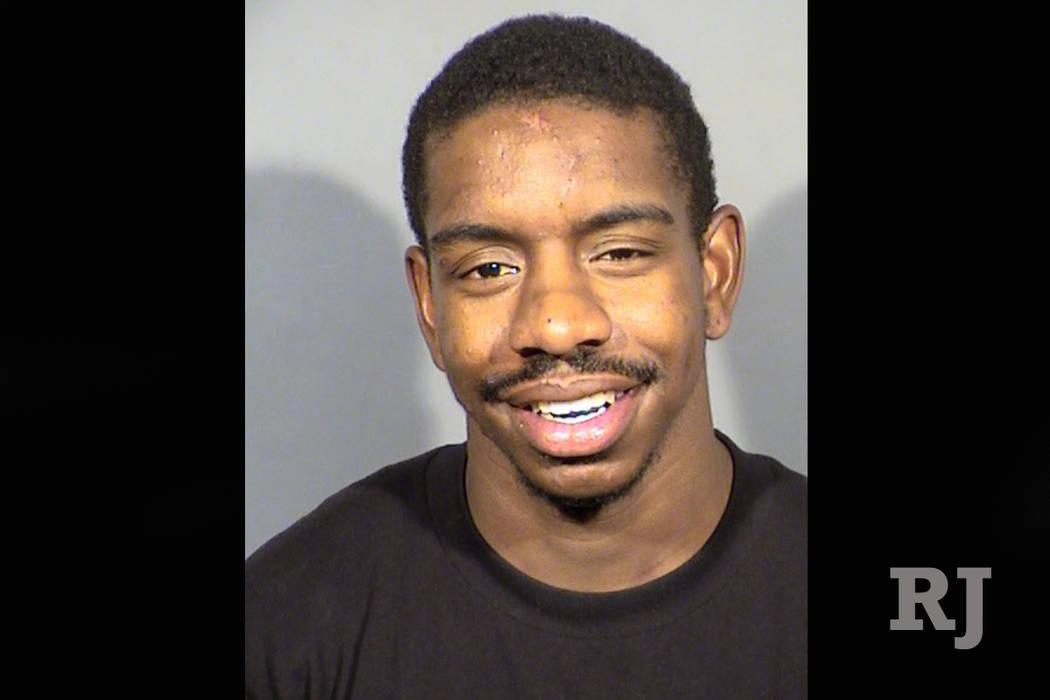 Calvin Eugene Franklin (Las Vegas Metropolitan Police Department)