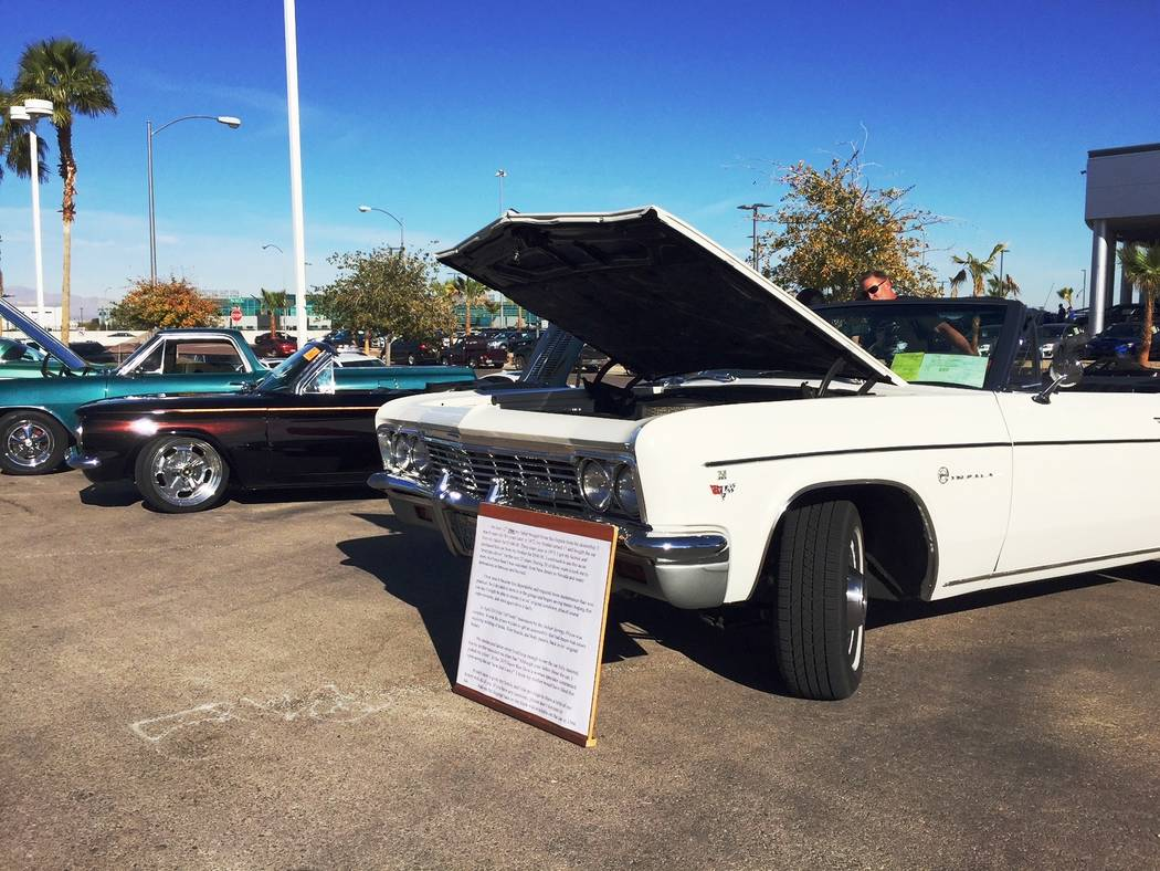 Findlay The Thanksgiving weekend car show at Findlay Chevrolet drew an estimated 200 entries.