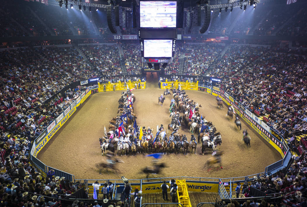 Nfr Tips Hat To Those Killed At Route 91 Harvest Festival