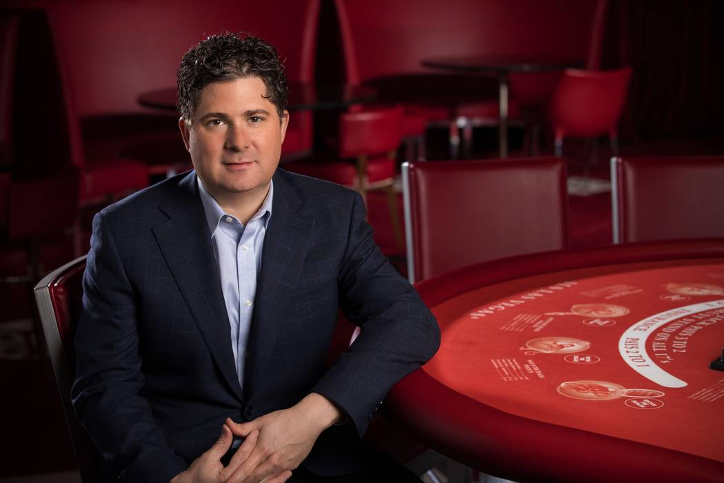 Golden Entertainment on Thursday announced gaming industry veteran Christopher Fiumara will be vice president and general manager of the Stratosphere. Golden Entertainment