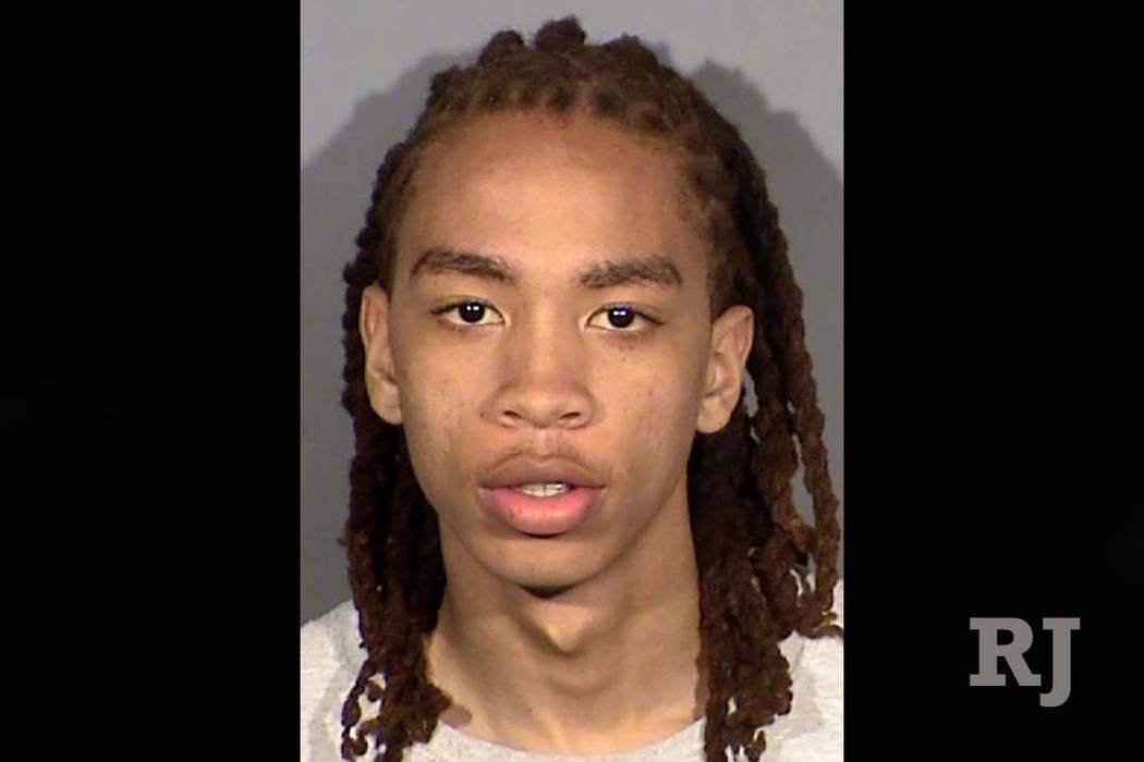 Khari James (Las Vegas Metropolitan Police Department)