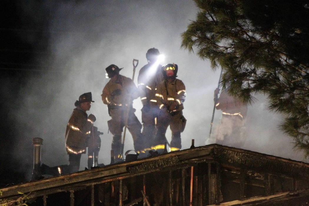 Blaze Erupts at Clairemont Home Following Plane Crash