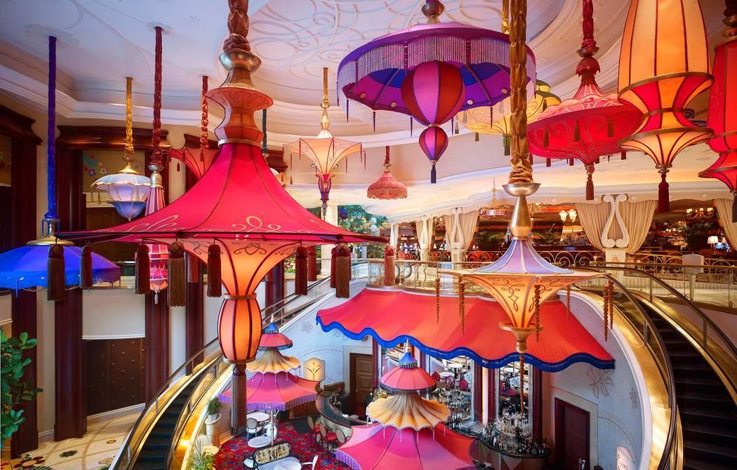 Parasol Up at Wynn Las Vegas. Facebook