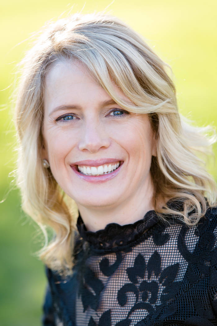 Amy Thill, vice president of sales and marketing for Warmington Residential, was installed as 2018 president of HomeAid Southern Nevada, the official outreach partner of the Southern Nevada Home B ...