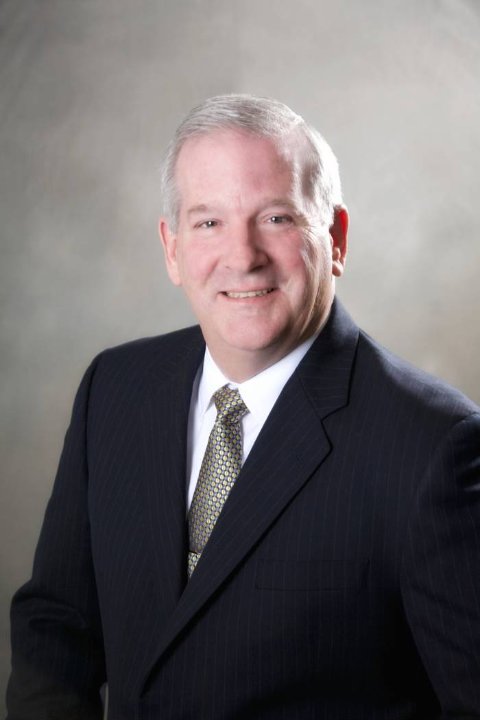 Effective Jan. 1, Kent Lay, division president of Woodside Homes of Nevada, is president of the 450-plus member trade group. (The Southern Nevada Home Builders Association)