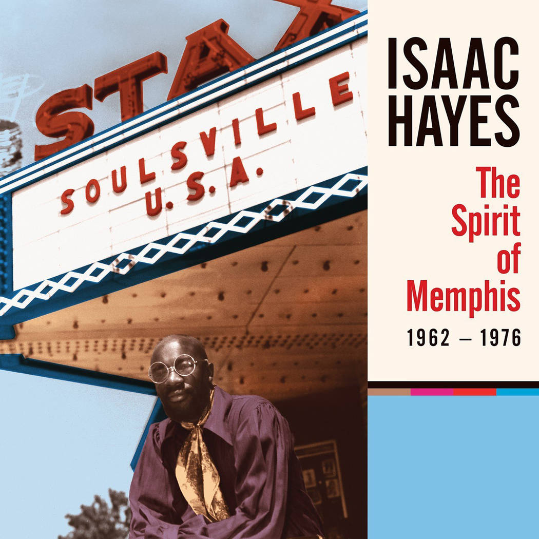 """The Spirit of Memphis: 1962-1976,"" Isaac Hayes"