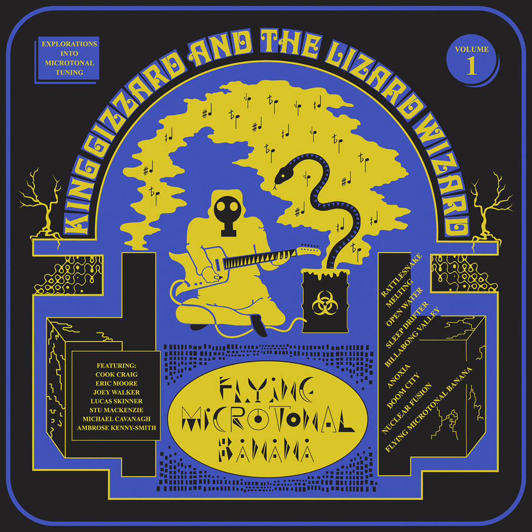 """Flying Microtonal Banana,"" King Gizzard and the Lizard Wizard"