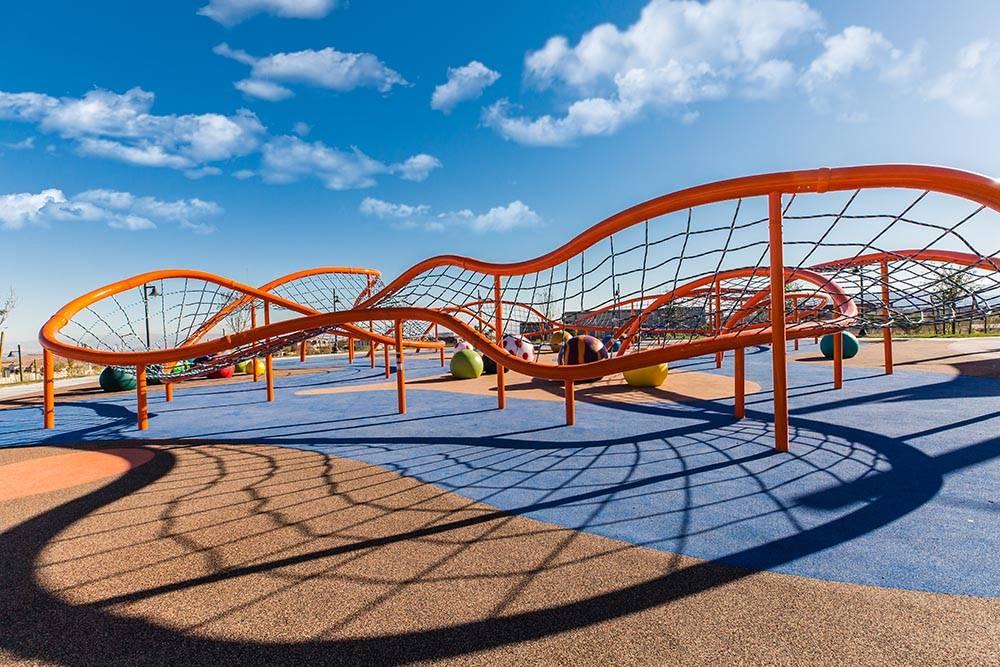 Paseos Village Opens Adventure Play Themed Park Las Vegas Review