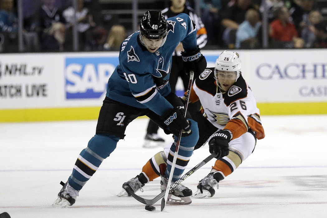 competitive price f92d4 d5854 Golden Knights claim forward Ryan Carpenter off waivers ...