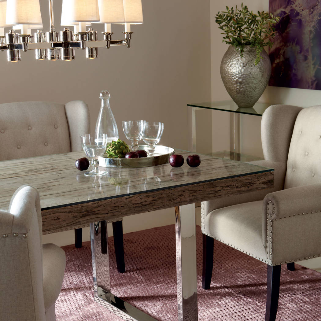 The modern kitchen has lighter tones. (Luxury Designer)