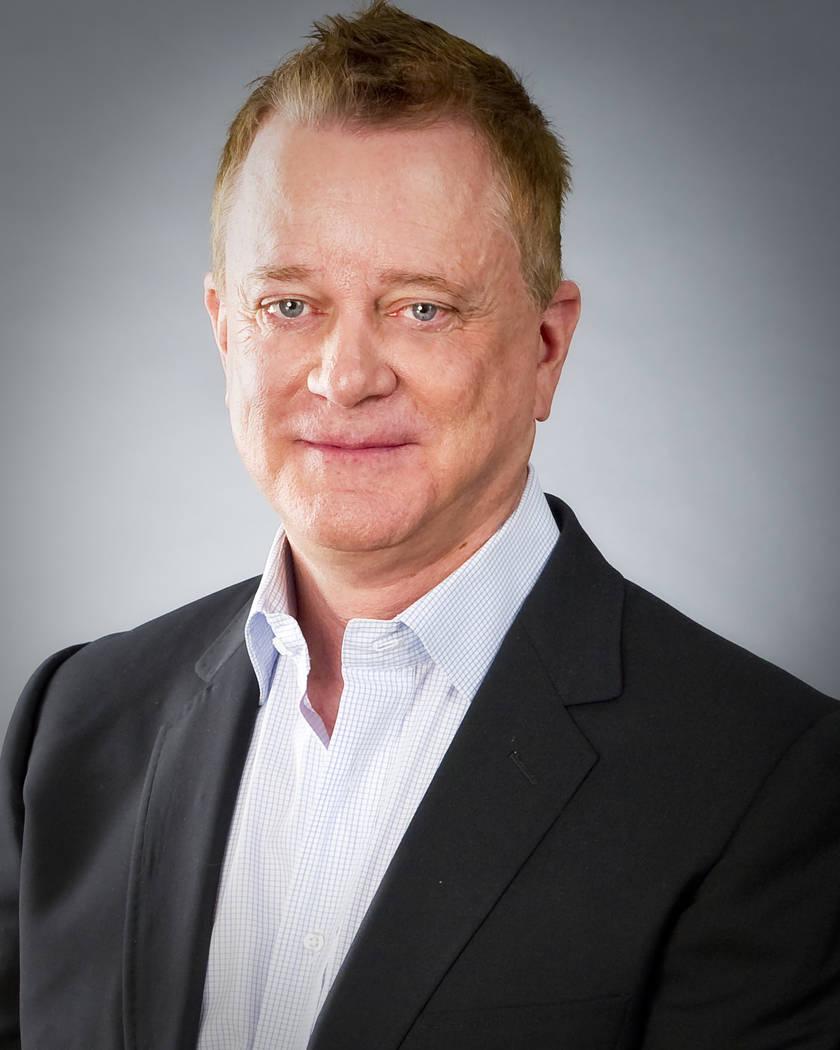 Las Vegas Realtor Bruce Hiatt, owner of Luxury Realty Group