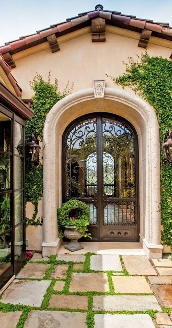 Real estate experts say the Tuscan-style home is out. (Luxury Designer)