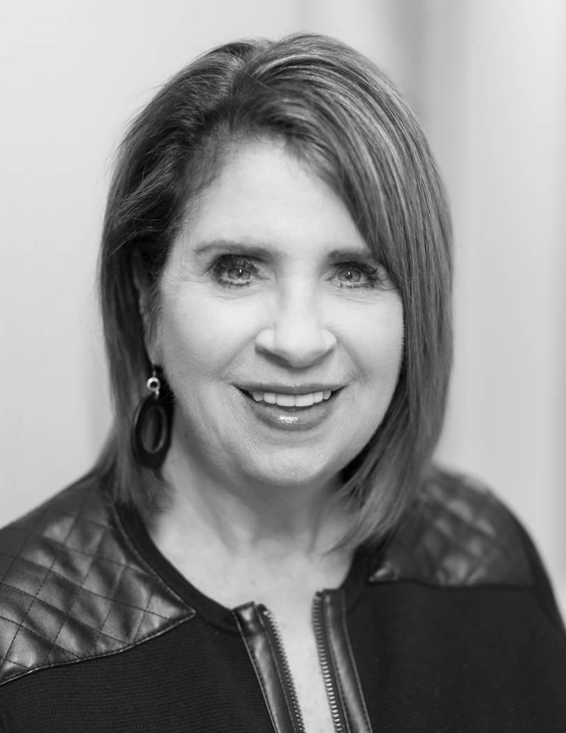 Donna Johnson, owner of Southern California-based Luxury Designer