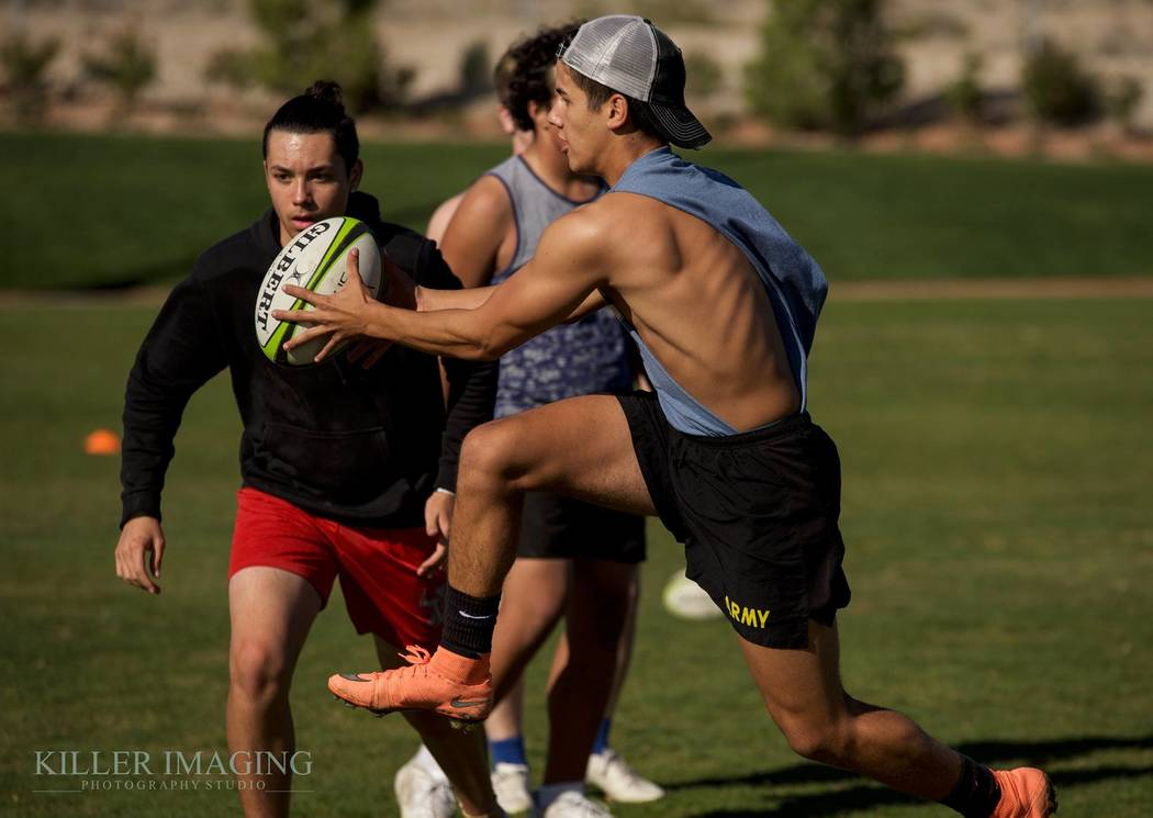 South Africa native spreads love of rugby in Las Vegas ...