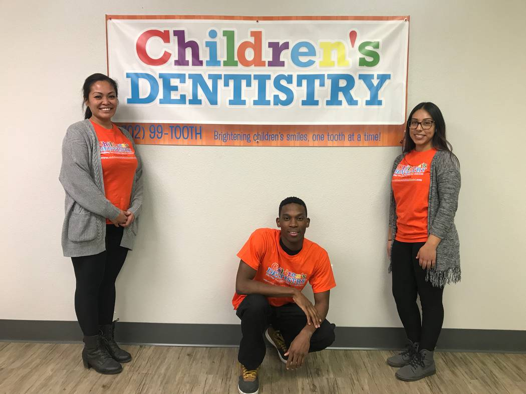 Children S Dentistry Employees From Left Lynn Campos Scheduling