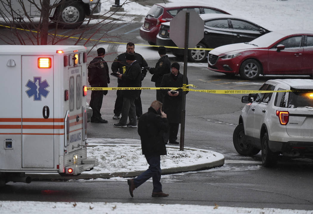 Estranged husband kills wife, self at Penn State satellite campus