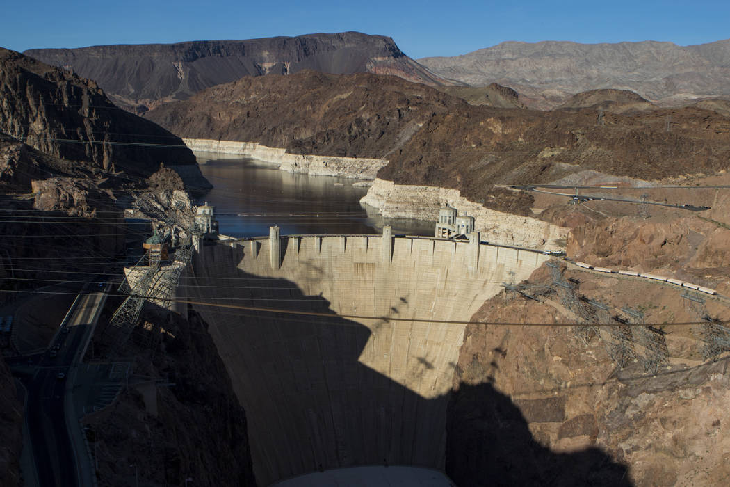 Park rangers take over law enforcement duties at Hoover Dam