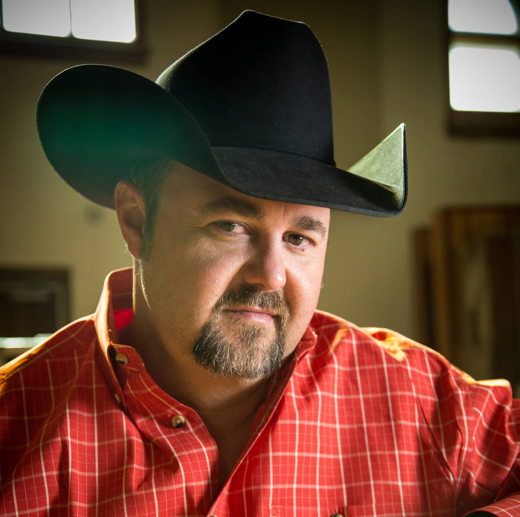 Daryle Singletary performs Thursday night at Vinyl, inside the Hard Rock Hotel and Casino. Photo credit: Hard Rock Hotel