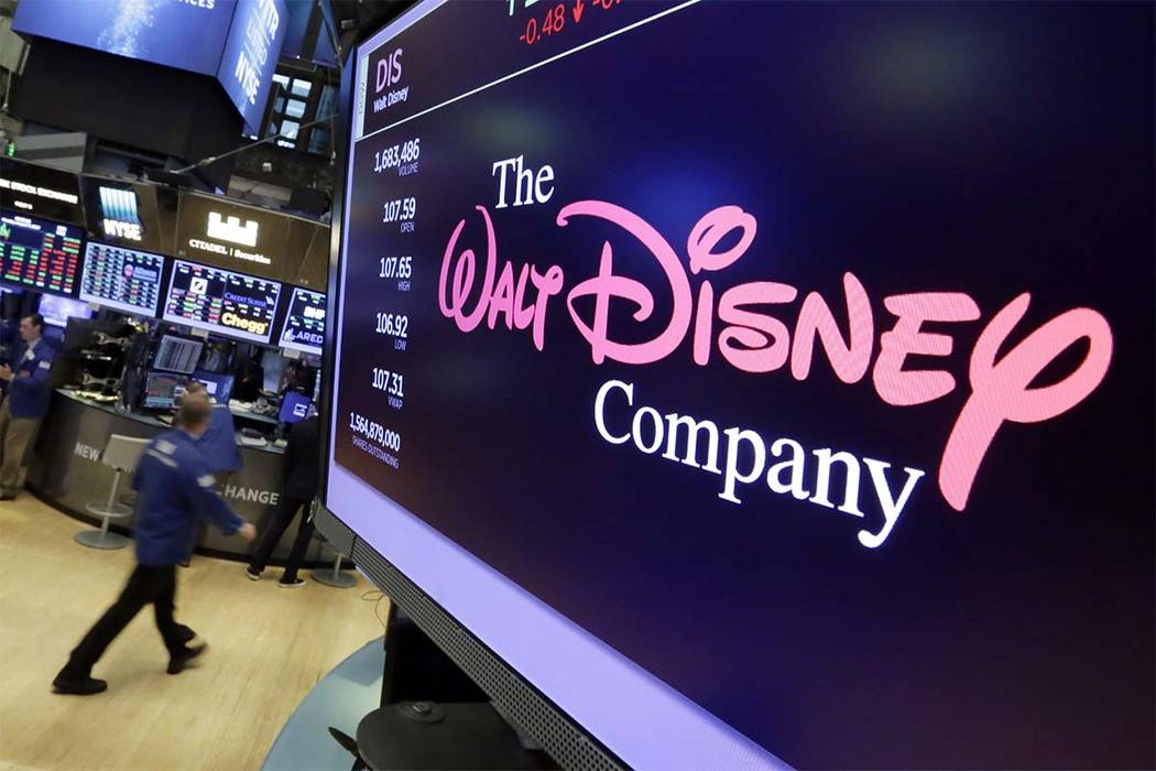 Disney is buying a large part of the Murdoch family's 21st Century Fox in a $52.4 billion deal. (Richard Drew/AP)
