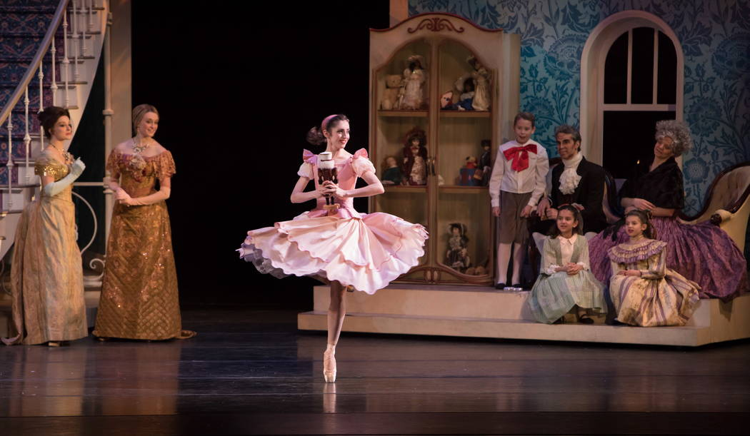 """Nutcracker,"" Nevada Ballet Theatre"