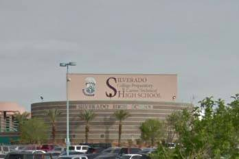 Silverado High School (Screenshot/Google Street View)