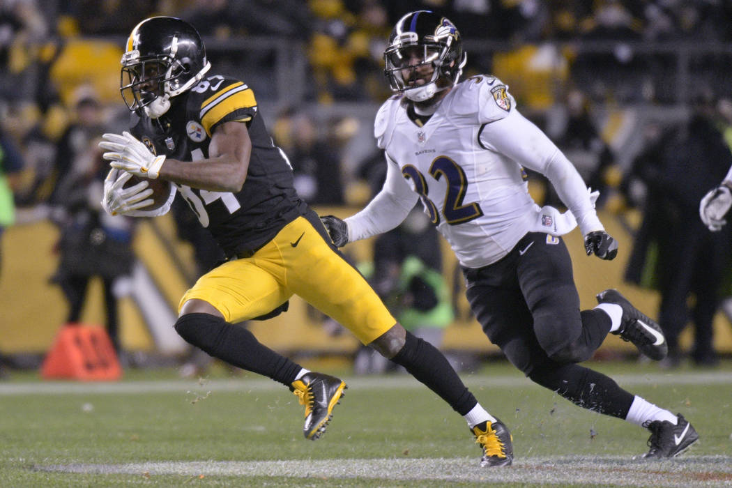 Steelers' Antonio Brown deserves serious consideration for ...