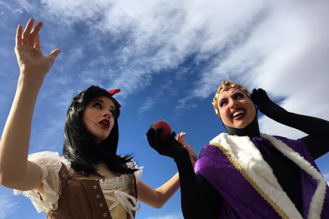 "Majestic Repertory Theatre's ""Snow White and the Seven Dwarfs"" (Majestic Repertory Theatre)"