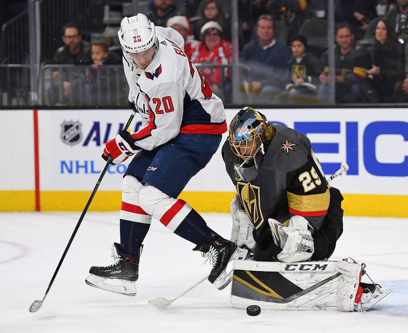 80a2677e16d Golden Knights blank Capitals 3-0 to end homestand with 4-0-1 mark ...