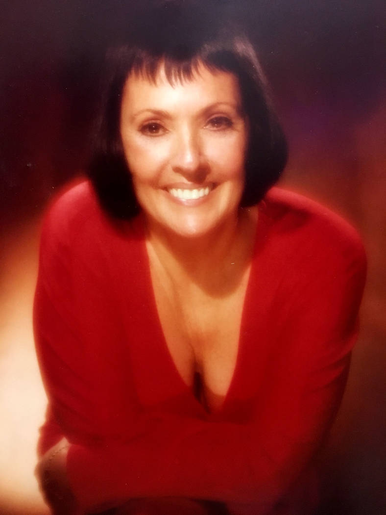 This is an undated file photo of Keely Smith, a pop and jazz singer. Smith has died of apparent heart failure in Palm Springs, Calf. on Saturday, Dec. 16, 2017. She was 89.