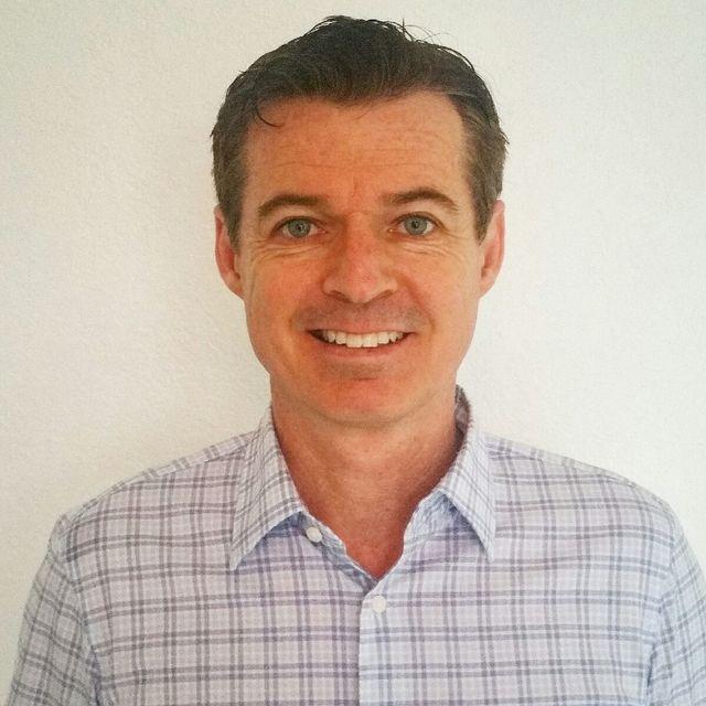 Jay Mellette, new trainer for the Vegas Golden Knights. (Vegas Golden Knights)