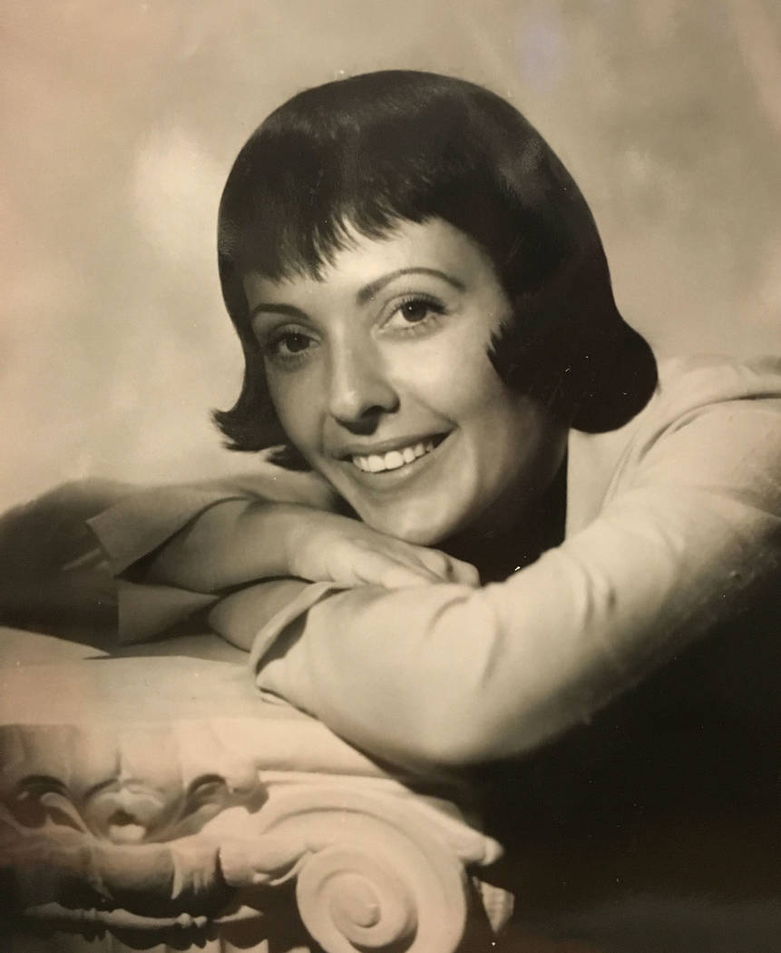 Pop and jazz singer Keely Smith is shown in an undated photo. Smith died of apparent heart failure in Palm Springs, Calf. on Saturday, Dec. 16, 2017. She was 89.