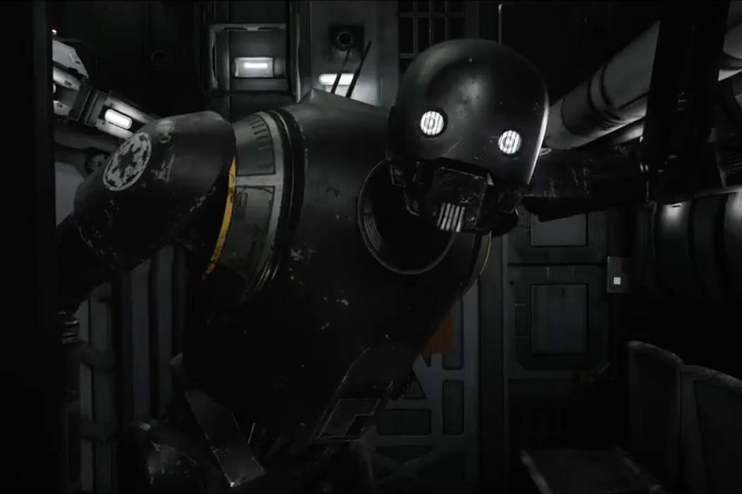 The Void developed the experience together with Lucasfilm's ILMxLab. (Screenshot/Twitter/@voidvr)