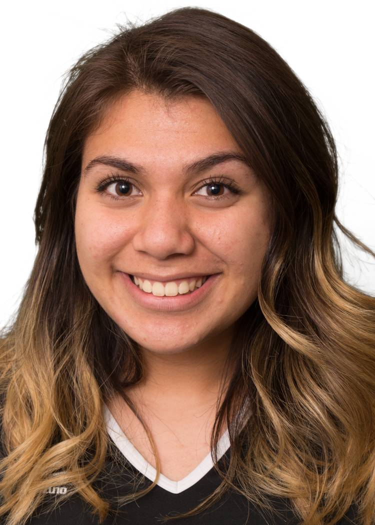 Silverado's Sydney Berenyi is a member of the Las Vegas Review-Journal's all-state girls volleyball team.